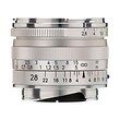 Wide Angle 28mm f/2.8 Biogon T* ZM Manual Focus Lens (Leica M-Mount) - Silver