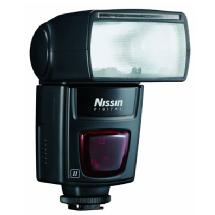 Nissin Di622 Mark II Digital TTL Hot-Shoe Flash for Nikon