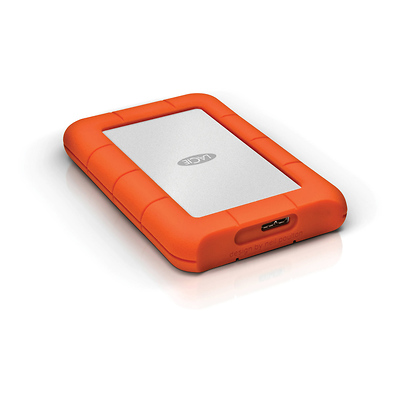 500GB Rugged Mini USB 3.0 Portable Hard Drive Image 0