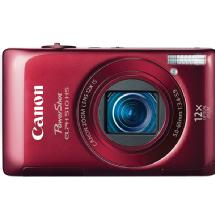 Canon PowerShot ELPH 510 HS Digital Camera (Red)