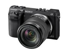 Sony Alpha NEX-7 Digital Camera with 18-55mm Lens (Black)