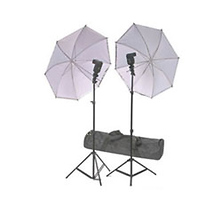 Dual Studio Speedlite Portable Acc Kit Image 0