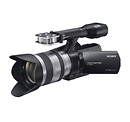 NEX-VG20 Interchangeable Lens Camcorder w/ 18-200mm Zoom Lens