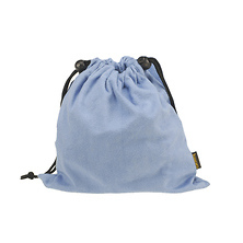 9.8 x 7.9in Anti-Static Microfiber Cleaning Pouch Image 0