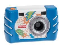 Fisher-Price Kid Tough Digital Camera (Blue)