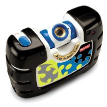 Fisher-Price Kid Tough See Yourself Camera (Black)