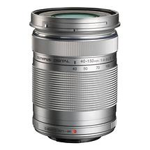 Olympus 40-150mm f/4.0-5.6 M.Zuiko Digital ED R Lens (Silver)