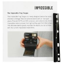 The Impossible Project Frog Tongue