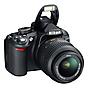 Nikon D3100 Digital SLR Camera with 18-55mm VR Lens - Manufacturer Reconditioned