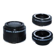 Polaroid Auto Focus DG Macro Extension Tube Set (12mm, 20mm, 36mm) for Nikon