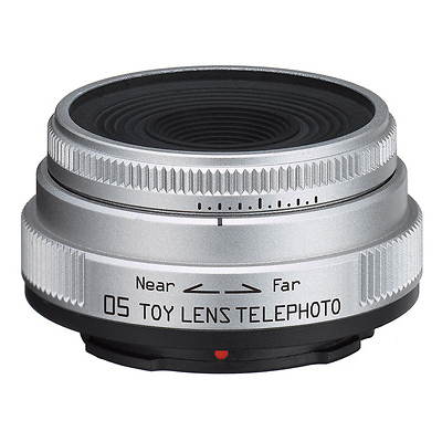 18mm f/8.0 Toy Lens for Q Mount Cameras Image 0