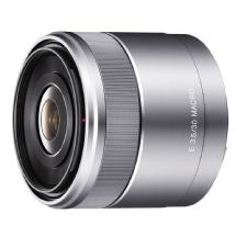 Sony SEL30M35 30mm f/3.5 Macro Lens