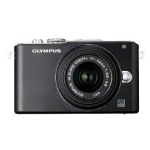 Olympus E-PL3 Digital Camera with 14-42mm Lens (Black)