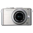 Olympus | E-PL3 Digital Camera with 14-42mm Lens (Silver) | V205031SU000
