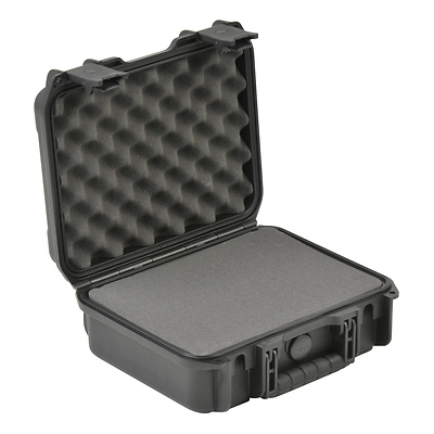 3i Series Mil-Standard Waterproof Case 4 (Black) with Cubed Foam Image 0