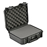 3i Series Mil-Standard Waterproof Case 4 (Black) with Cubed Foam