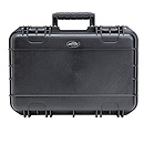 SKB Cases | 3i Series Mil-Standard Waterproof Case 4 (Black) with Cubed Foam | 3I12094BC