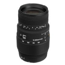 Sigma 70-300mm f/4-5.6 DG Macro Lens for Canon