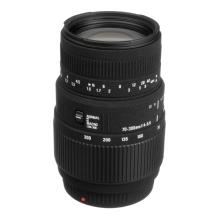 Sigma 70-300mm f/4-5.6 DG Macro Lens for Sony & Minolta