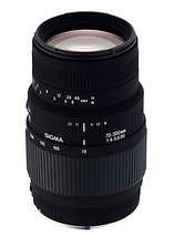 70-300mm f/4-5.6 DG Macro Lens for Nikon Image 0