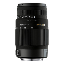 Sigma 70-300mm f/4-5.6 DG OS Telephoto Lens for Canon