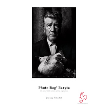 Photo Rag Baryta Paper (8.5 x 11 In. 25 Sheets) Image 0