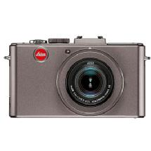 Leica D-Lux 5 Titanium Digital Camera (Limited Edition) with Leather Case