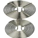 220mm Stainless Steel Reel