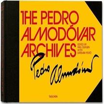 Taschen The Pedro Almodovar Archives [Hardcover]