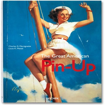 The Great American Pin-Up - Hardcover Image 0