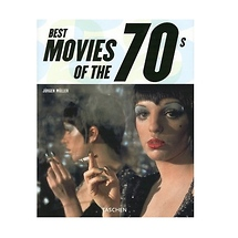 Taschen Best Movies of the 70's (Taschen 25) [Hardcover]