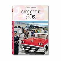 Taschen Cars of the 50s (Taschen's 25th Anniversary Special Icons)