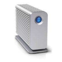 LaCie 2TB Little Big Disk External Hard Drive with Thunderbolt