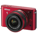 Nikon | 1 J1 Mirrorless Digital Camera with 10-30mm VR Lens (Red) | 27534