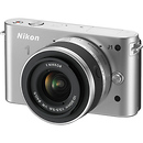 Nikon | 1 J1 Mirrorless Digital Camera with 10-30mm VR Lens (Silver) | 27532