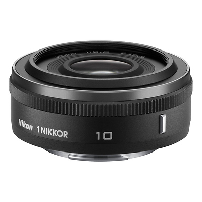 1 Nikkor 10mm f/2.8 Lens (Black) Image 0