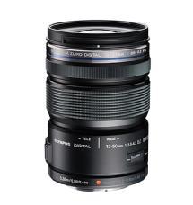 Olympus 12-50mm f/3.5-6.3 ED M.Zuiko EZ Micro 4/3 Lens (Black)