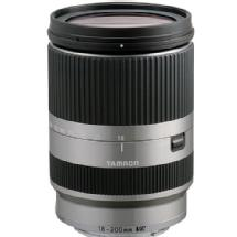 Tamron 18-200mm F/3.5-6.3 Di III VC Lens for Sony E Mount Cameras (Silver)