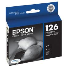 Epson 126 Black DURABrite Ultra High-Capacity Ink Cartridge