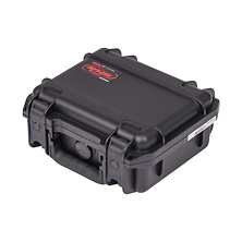 Small Mil-Std Waterproof Case 4 In. Deep (Black) Image 0