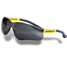 SFT-00-SMO Safety Glasses (Smoked) Image 0