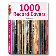 Taschen 1000 Record Covers (25th Anniversary)