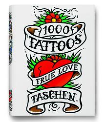 Taschen 1000 Tattoos (25th Anniversary)