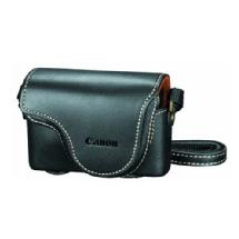 Canon PSC-910 Deluxe Leather Case for Powershot S90, S95, S100 and S110 Digital Cameras (Black)