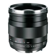 Zeiss 25mm f/2.0 Distagon T ZE Series Manual Focus Lens for Canon EOS Cameras
