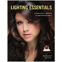 Amherst Media Lighting Essentials A Subject-Centric Approach for Digital Photographers Book