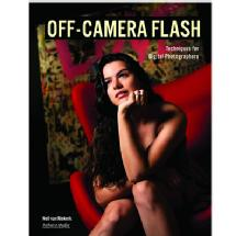 Amherst Media Off-Camera Flash Creative Techniques for Digital Photographers Book