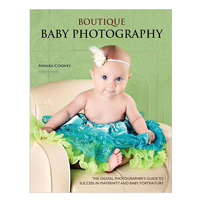 Boutique Baby Photography Book Image 0
