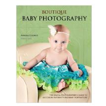 Amherst Media Boutique Baby Photography Book