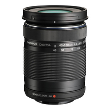 40-150mm f/4.0-5.6 M.Zuiko Digital ED R Lens (Black) Image 0